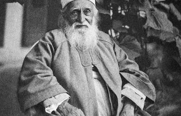 'Abdu'l-Bahá in Dublin, New Hampshire, 26 July 1912