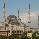 Sfanta Sofia, mai nou moscheea sultanului Ahmed din Istanbul
