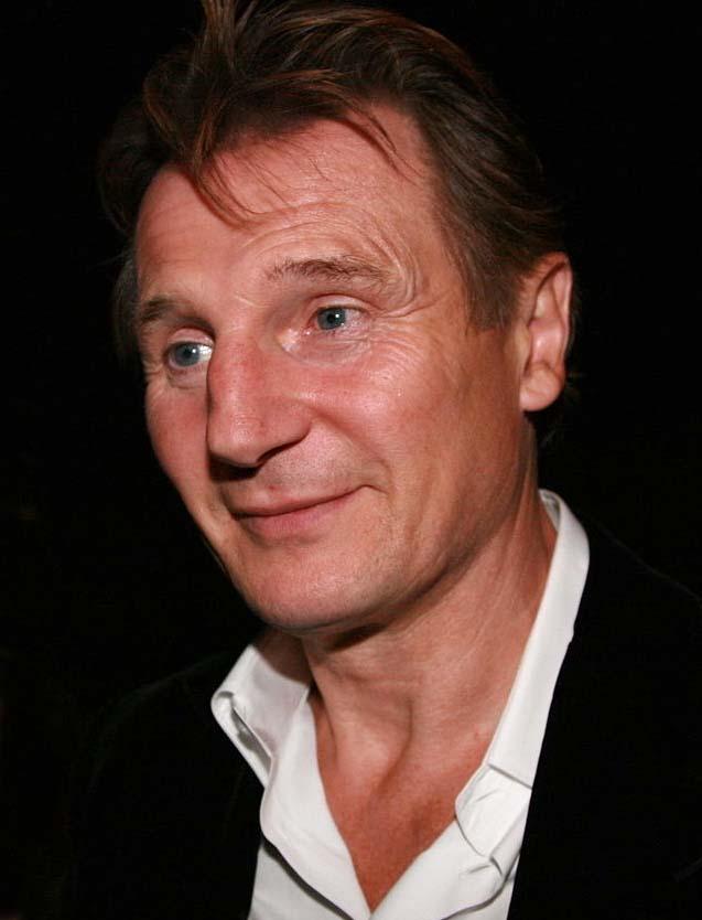 Liam Neeson despre dragoste